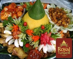 Pesanan Nasi Tumpeng Ibu Ratih di Kemayoran, Jakarta Pusat