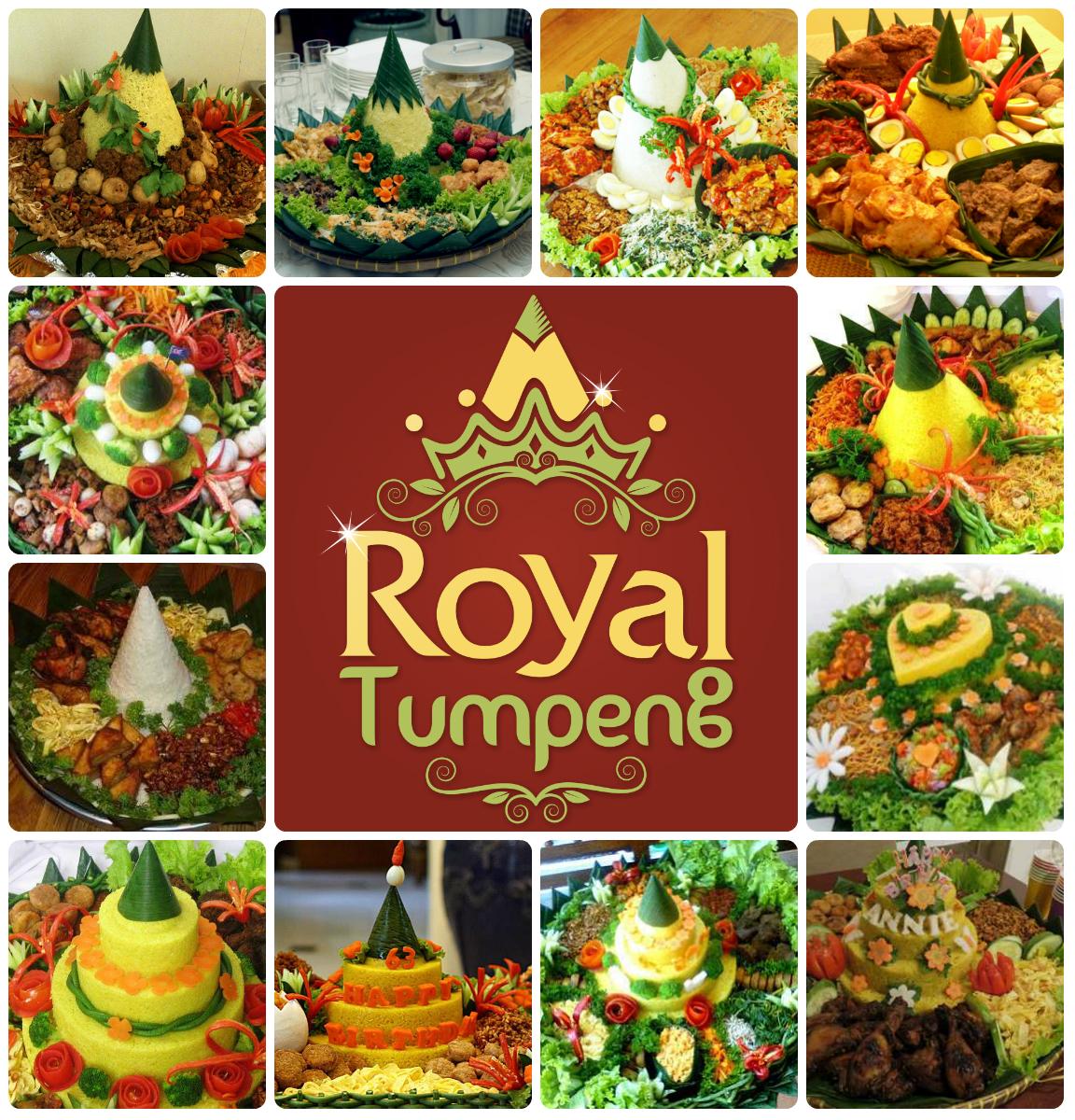 Nasi Tumpeng Catering Jakarta