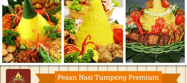 Pesan Antar Tumpeng Nasi Kuning di Jakarta