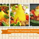 Pesan Tumpeng Nasi Kuning Jakarta
