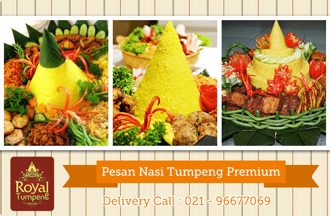 Nasi Tumpeng Kuning Jakarta Selatan