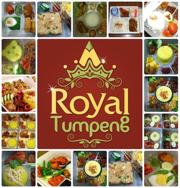 Delivery Nasi Tumpeng Cipete