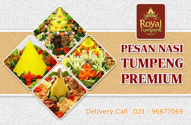 Delivery Nasi Tumpeng Pondok Indah