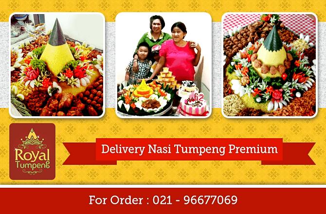 Delivery Nasi Tumpeng SCBD