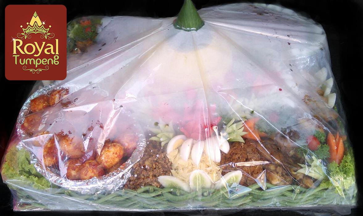 Pesanan Nasi Tumpeng Ibu Dewi di BSD City, Tangerang Selatan