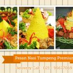Jual Nasi Tumpeng Enak di Jakarta Pusat
