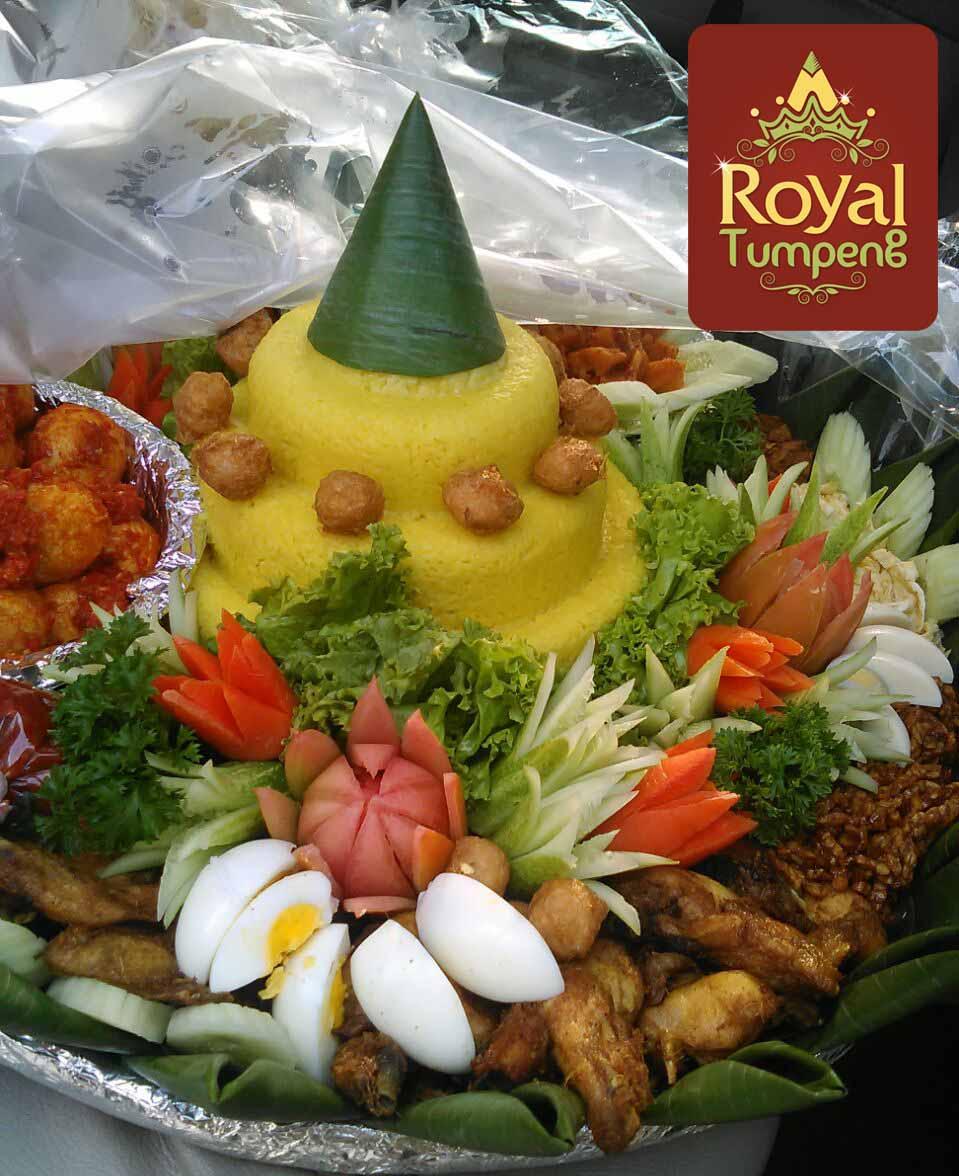 Pesanan Nasi Tumpeng Ibu Marina di Kuningan, Jakarta Selatan 2