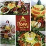 Nasi Tumpeng Karakter Jakarta