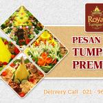Nasi Tumpeng Kuning Enak di Jakarta Timur
