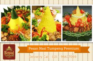 Tumpeng Nasi Kuning Delivery