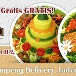 Jual Nasi Tumpeng Enak Kawasan Jakarta Selatan