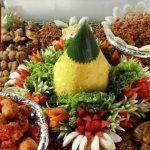 Pesanan Nasi Tumpeng Ibu Yulia untuk Pak Stefanus di Kelapa Gading , Jakarta Utara