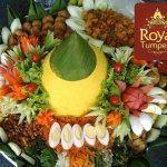 Pesanan Nasi Tumpeng Ibu Natali di Margo City , Depok