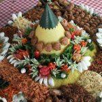 Nasi Box dan Nasi Tumpeng Pesanan Ibu Kristi di Duta Harapan , Bekasi