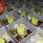 Pesanan Nasi Box Ibu Mulyati di Cipete , Jakarta Selatan