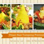 Order Nasi Tumpeng di Cikarang Bekasi Guna Perayaan Buka Usaha