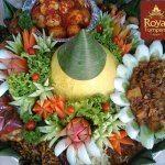 Pesanan Nasi tumpeng Ibu Citra di Sawah Besar , Jakarta Pusat