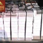 Nasi Box dan Nasi Tumpeng Pesanan Ibu Rahma di Pasar Minggu , Jakarta Selatan