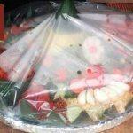 Nasi Tumpeng Pesanan Ibu Natali di Dadap , Tangerang