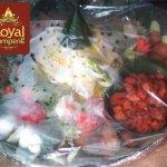 Nasi Tumpeng Pesanan Pak Bryan di Serpong , Tangerang