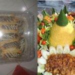Pesanan Nasi Tumpeng Pak Yomi di Sudirman , Jakarta Selatan