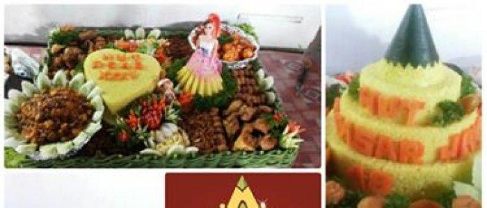 Pesen Nasi Kuning Jakarta Barat di Royal Tumpeng