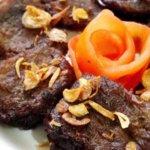Tips Membuat Daging Gepuk yang Empuk, Gurih dan Lezat di Rumah