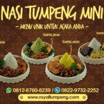 Nasi Tumpeng Mini Untuk Berbagai Acara dan Event