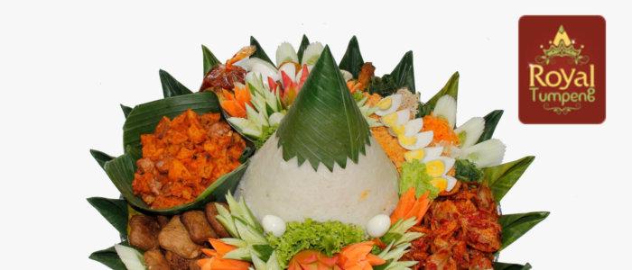 Nasi Tumpeng 7 Bulanan Untuk Acara Mitoni / Selamatan