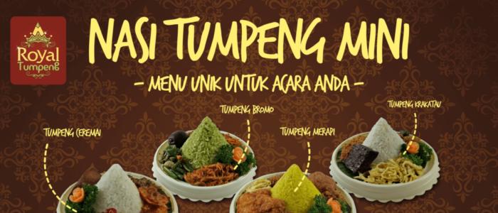Pesan Nasi Tumpeng Kebon Sirih Jakarta Pusat