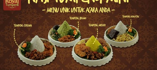 Nasi Tumpeng Mini di Bekasi