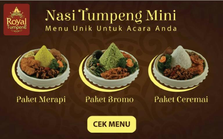 Nasi Tumpeng Mini Tangerang Selatan