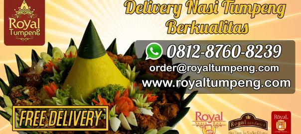 Catering Nasi Tumpeng Kuning di Jakarta