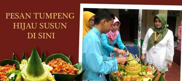 Pesanan Nasi Tumpeng Kuning Kerucut Ibu Nina