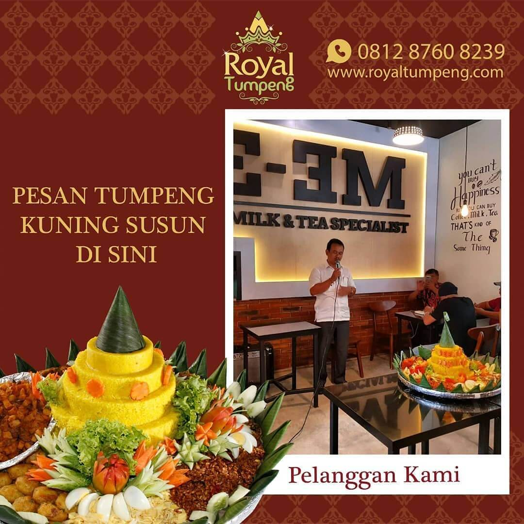 Spesialis Nasi Tumpeng di Jakarta