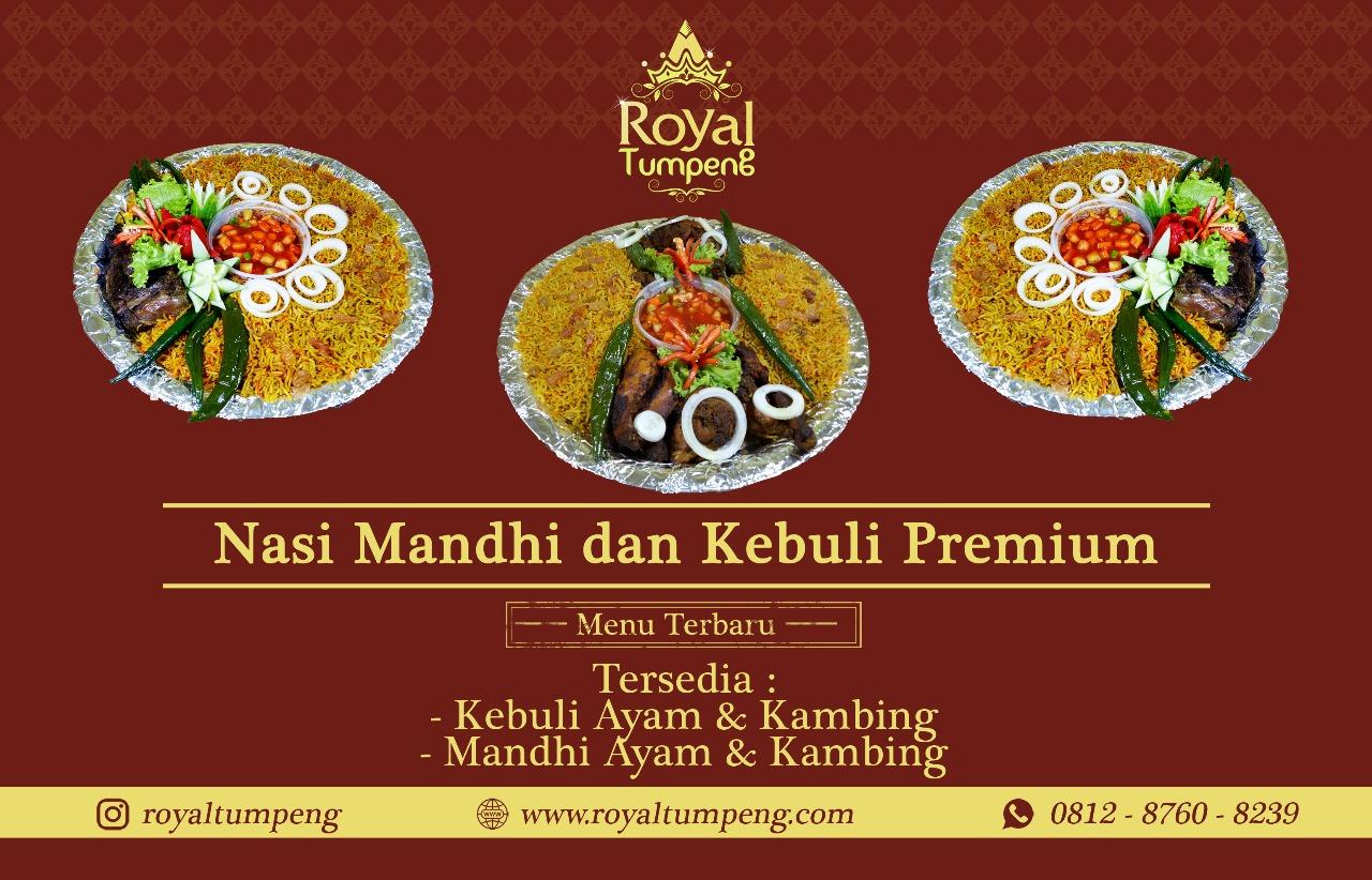 Nasi Kebuli | RoyalTumpeng.com