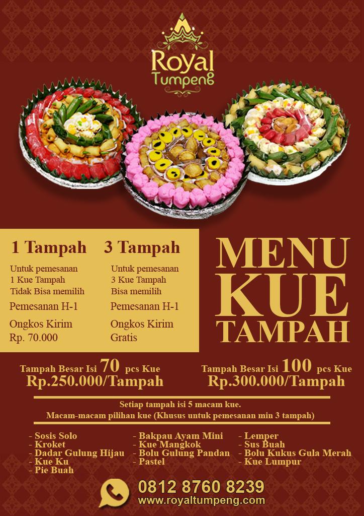 Kue Tampah RT New