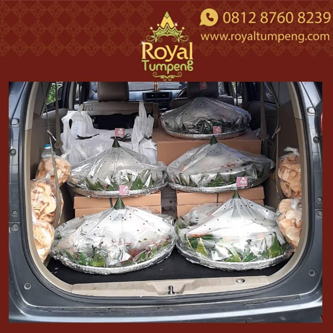 Pesan Nasi Tumpeng di Kebayoran Lama