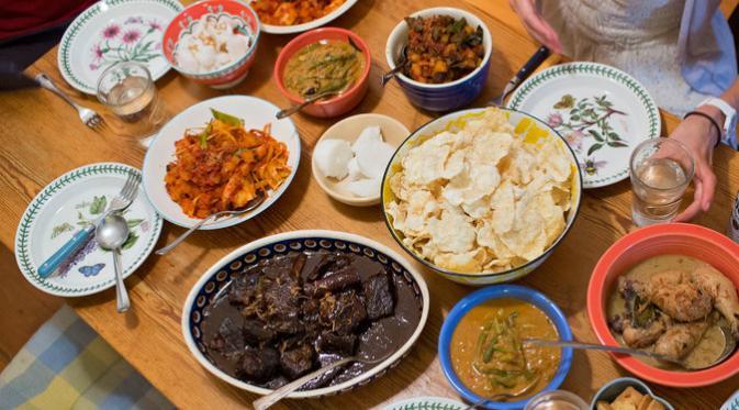 Catering Hidangan Lebaran