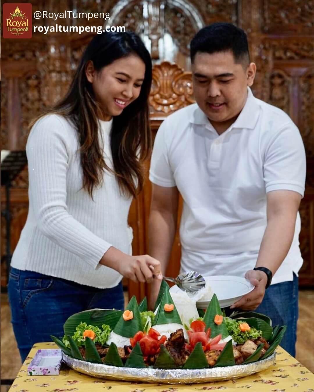 Pesan Nasi Tumpeng untuk Acara di Rumah