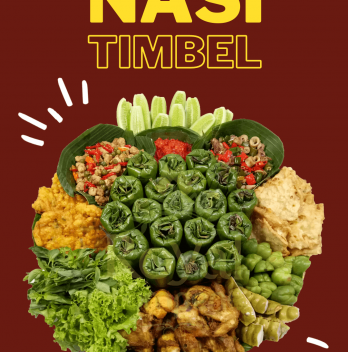 Nasi Timbel di Jakarta