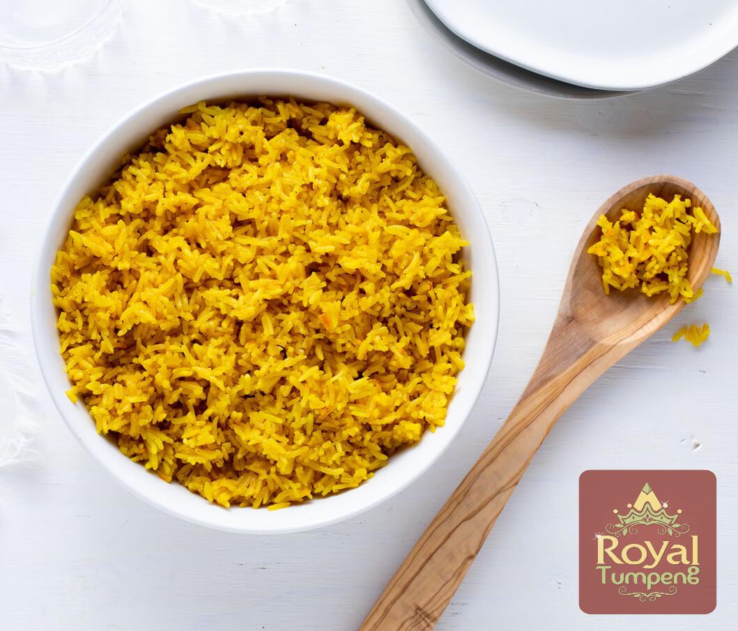 Cara Pembuatan Nasi Kuning