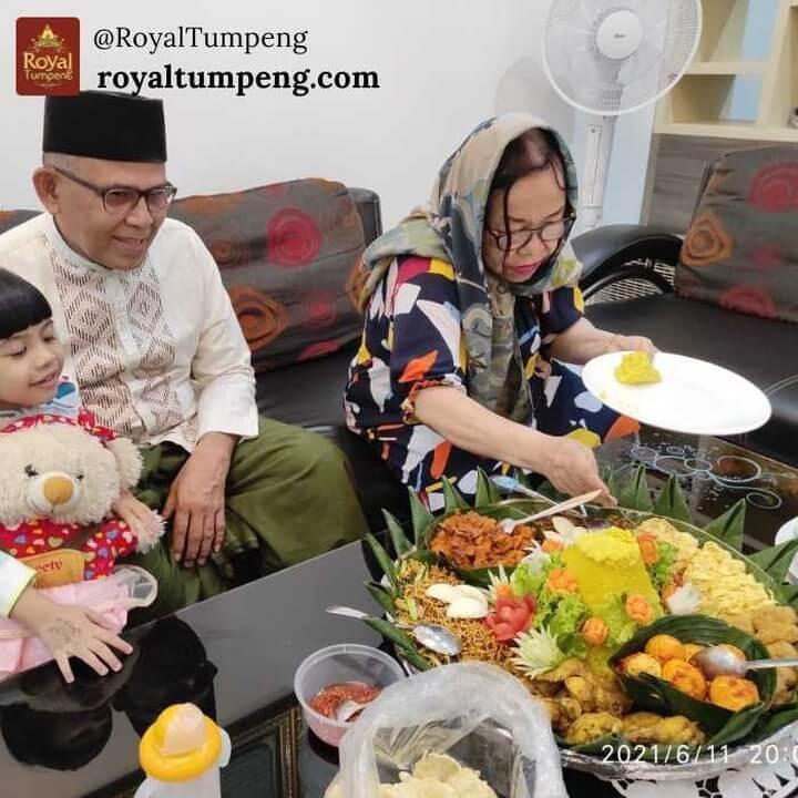 Cara Merayakan Ulang Tahun Orang Tua